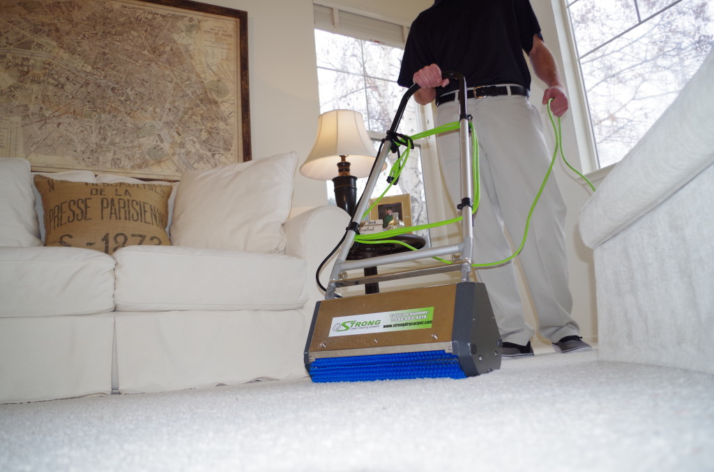 Dry Carpet Cleaning Company Chem Cleaner Spray