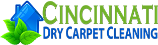 Cincinnati Dry Carpet Cleaning Logo